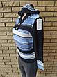 Свитер, кофта женская  брендовая высокого качества с капюшоном   R.LEEZIO, Турция, фото 2
