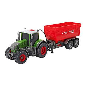 Трактор Fendt з причепом Vario Dickie 3737002, фото 2