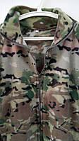 Флисовая куртка камуфляж Мультикам, фото 1