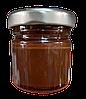 Краска крем для гладкой кожи 50 мл коричневая  bsk-color, фото 2