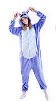 Кигуруми пижама костюм  стич L 150 на рост 165-175