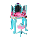 Детское трюмо Limo Toy звук, свет, стульчик, фен, аксессуары, фото 2