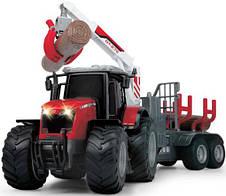 Трактор для перевозки древесины Massey Ferguson Dickie 3737003, фото 2