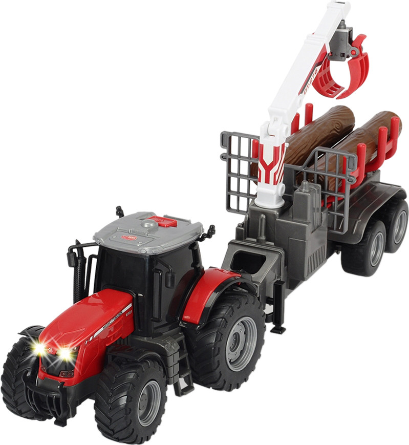 Трактор для перевозки древесины Massey Ferguson Dickie 3737003