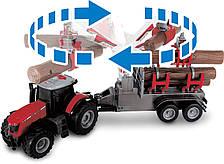 Трактор для перевезення деревини Massey Ferguson Dickie 3737003, фото 3