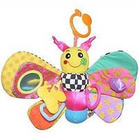 Активная игрушка - подвеска Забавная бабочка ТМ Mioobaby