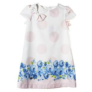 Нарядное платье для девочки, размеры 3, 4, 5, 6 лет