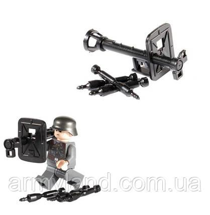 Конструктор, немецкий противотанковый гранатомет, фото 2