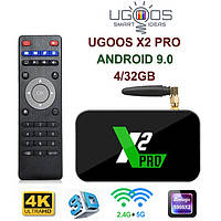 TV-Приставка Ugoos X2 Pro 4GB/32GB (Android Smart TV Box)
