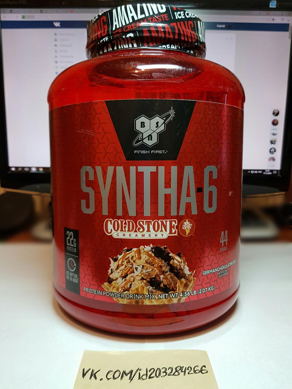Протеин BSN Syntha-6 2270 г бсн синта 6
