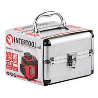 Лазерный уровень 3D Intertool MT-3057, фото 1