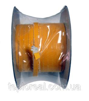 Стекловолоконный шнур на клейкой основе Europolit TSP/C 15x2 мм (м) Черный