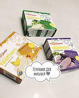 Happy Family Organics, Organic Teethers, Gentle Teething Wafers, Sitting Baby, Sweet Potato & Banana, 12 Packs, 0.14 oz 4 g Each, официальный сайт