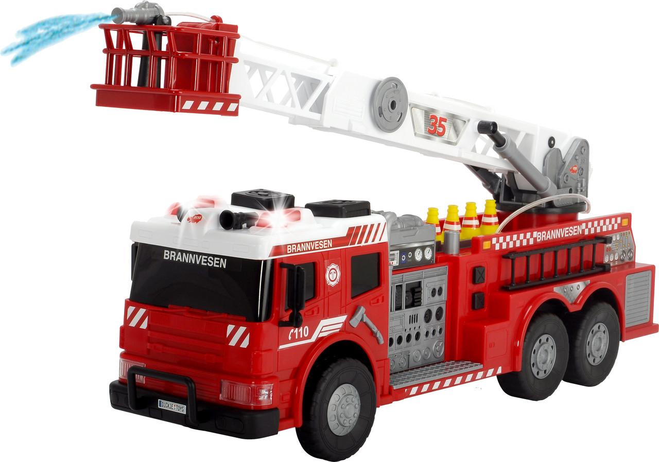 Пожарная машина интерактивная 62 см Dickie 3719003