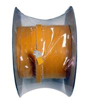 Стекловолоконный шнур на клейкой основе Europolit TSP/C 20x2 мм (м) Черный