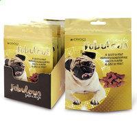 Лакомства для собак для мелких собак куриные CROCI  Fabulous  60 гр