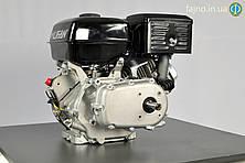 Газ-бензиновый двигатель с редуктором Lifan LF188F-R (13 л.с.)