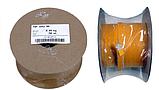 Скловолоконний шнур на клейкій основі Europolit TSP/C 20x2 мм (м) Білий, фото 2