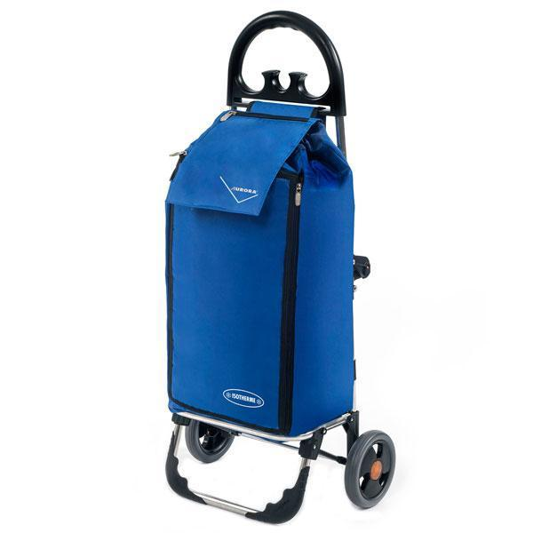 Сумка-тележка Aurora Click Freezer 50 Blue