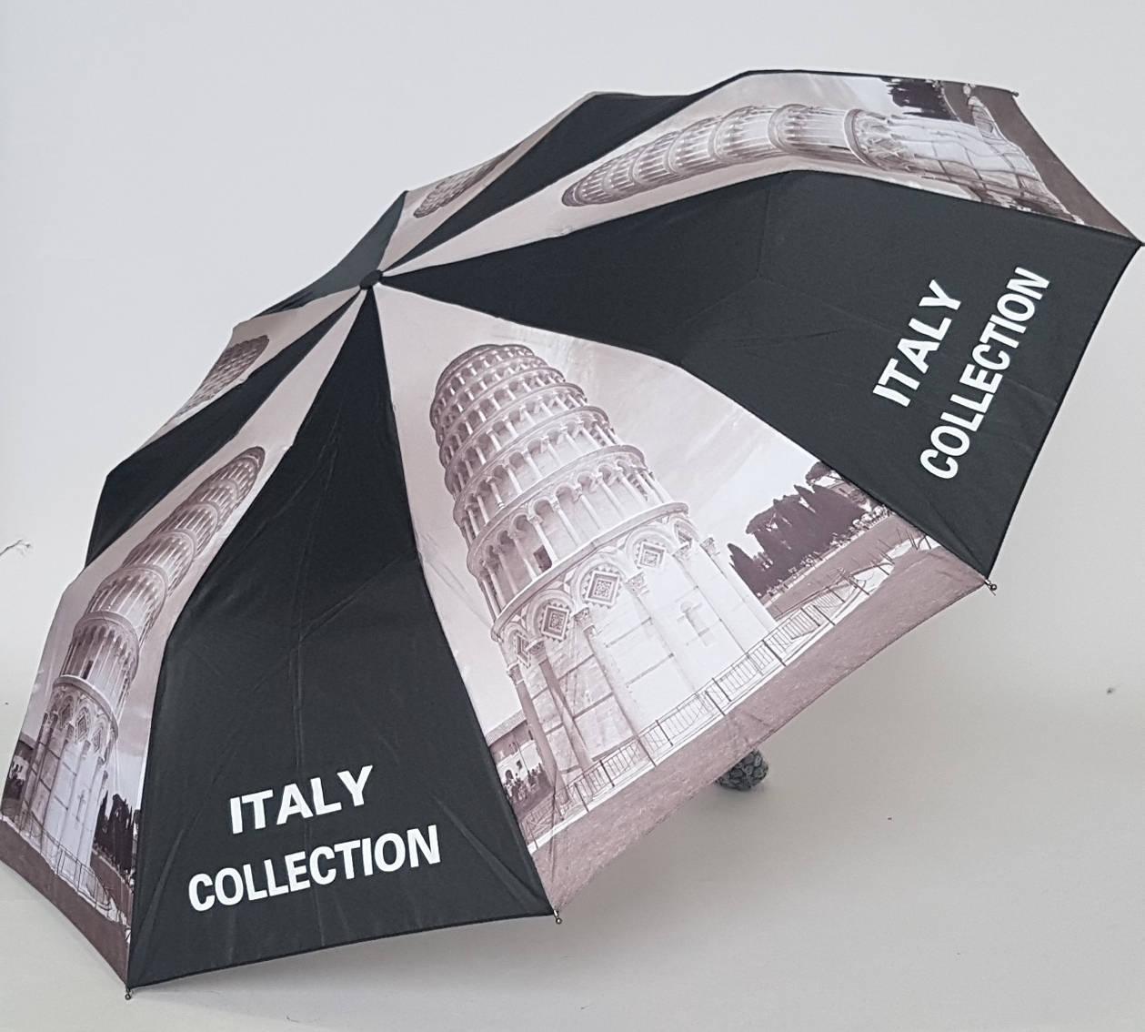 Зонт полуавтомат с карбоновыми спицами «Мировая коллекция»