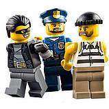 """Конструктор БЕЛА Urban Police 10419 """"Арест с собаками"""" 250 деталей, фото 3"""