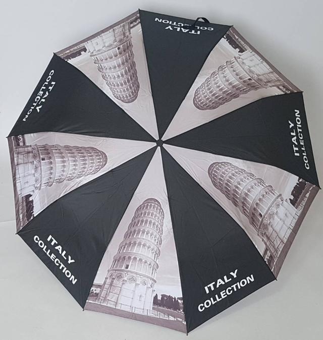 изображение женский зонт с городами мира