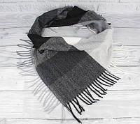 Кашемировый платок в клетку Cashmere 7980-5, фото 1