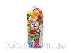 """Конструктор """"НІК-1"""" (87 дет.) (паяний кульок) 0880 Юніка"""