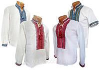Виды орнаментов в мужских вышиванках