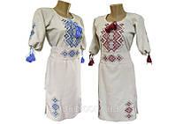 Женская вышитая платье - повседневная или праздничная одежда?