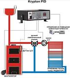 Автоматика для твердотопливного котла Prond Krypton, фото 5
