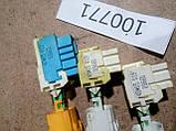 Кнопки управления Zanussi TA1033V. 08660, 08663 Б/У, фото 2