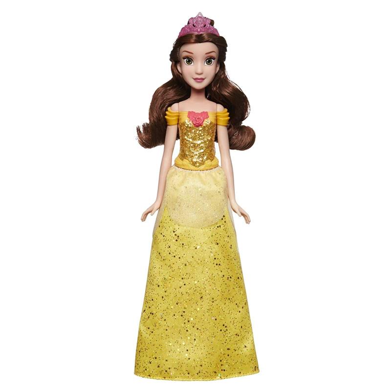 Кукла Принцессы Дисней Модная Белль 28 см Королевский блеск. Оригинал Hasbro E4159/E4021