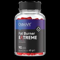 Жиросжигатель для похудения Ostrovit Fat Burner Extreme 90 таб.
