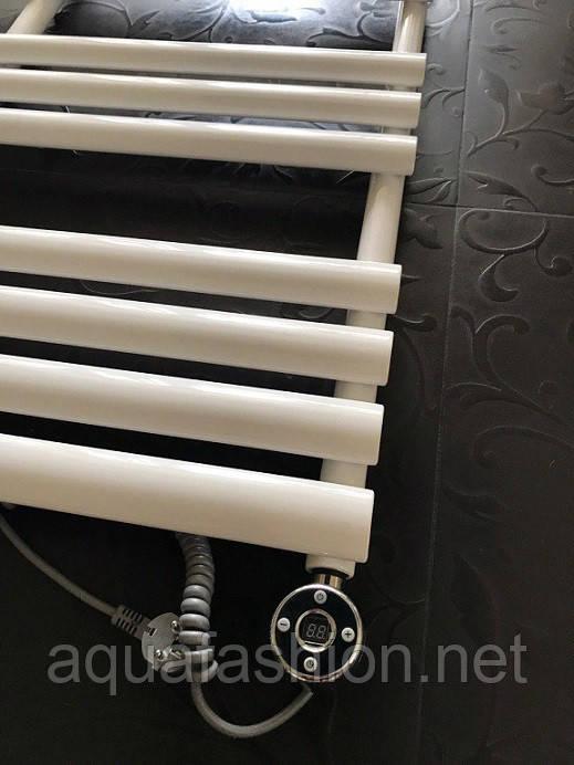 полотенцесушитель електричний з терморегулятором