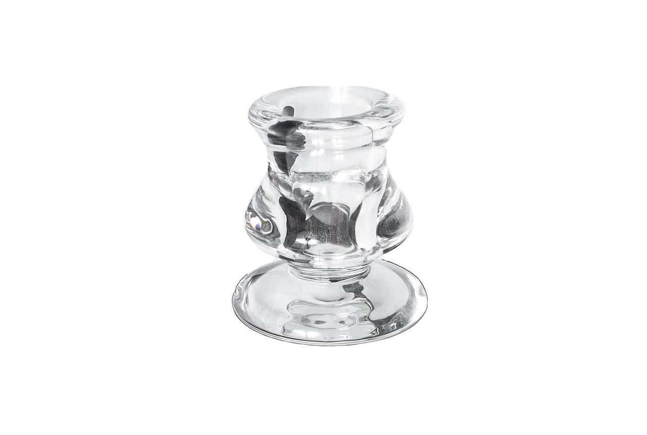 Подсвечник стекло классический 6 см 140300