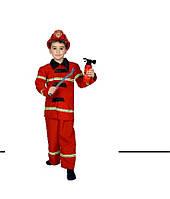 Карнавальный костюм Пожарный