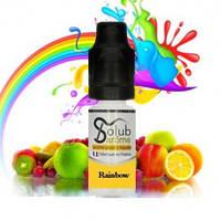 """Ароматизатор Solub """"Rainbow"""" со вкусом разных сосательных конфет 5 мл"""