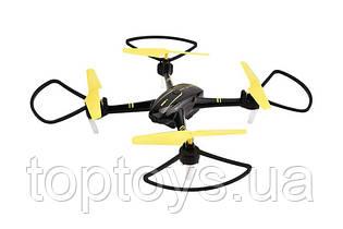 Квадрокоптер Helicute з камерою WiFi і барометром чорний (HCT-H828HWb)