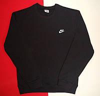 Теплый свитшот с начесом Nike (Найк)