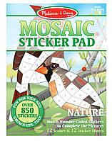 Мозаичные наклейки Природа Melissa&Doug (MD30162), фото 1