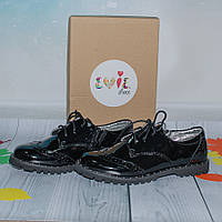 Детские туфли-броги   Evie.shoes