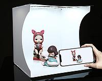 Світловий Лайткуб (photobox) Puluz з 31cm x 31cm x 32cm для предметних фото