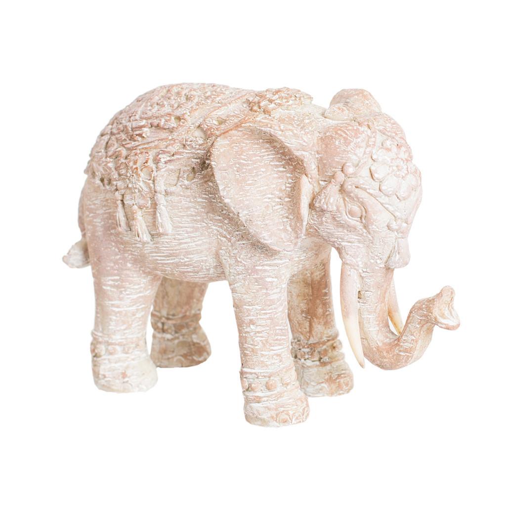 Интерьерный декор слон 14см  108267