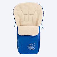 Зимний конверт Baby Breeze 0304 Синий (0304 Электрик), фото 1