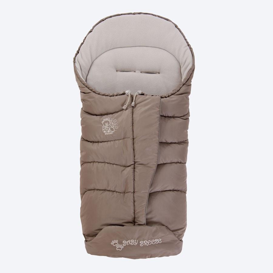 Конверт на флисе Baby Breeze 0354 Коричневый (0354 капучино)