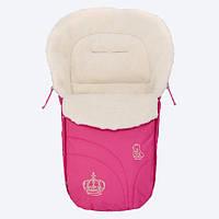 Конверт на овчине Baby Breeze 0356 Малиновый (Baby Breeze 0356 малина)
