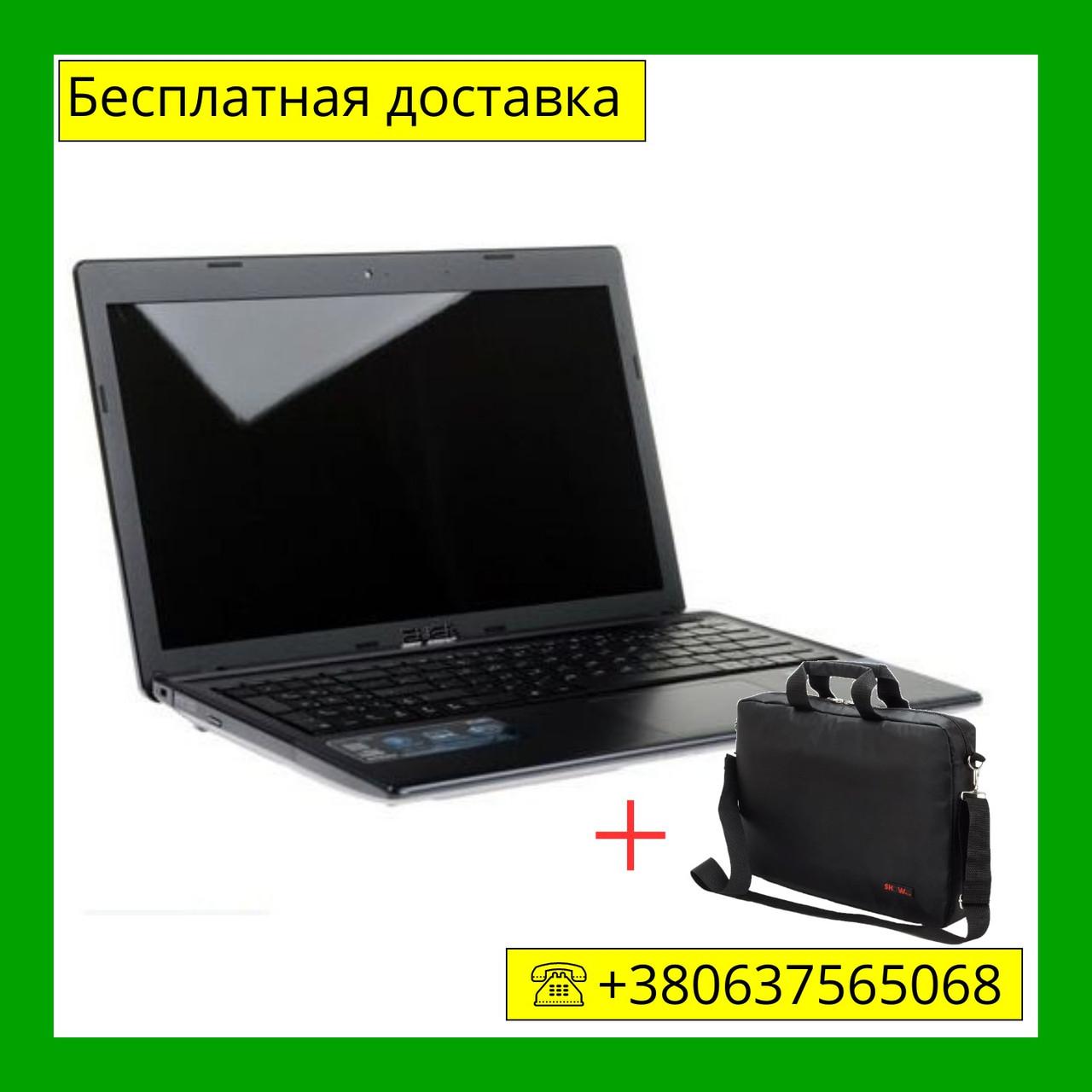 Б/У ноутбук Asus X55V  15,6 \ i3-2338M \ 4 GB \ 500 GB \ GeForce 610M \, фото 1
