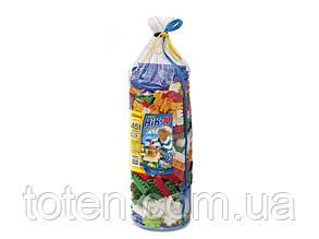 """Конструктор """"НІК-10"""" (451 дет.) ( шитий кульок) 0859 Юніка"""