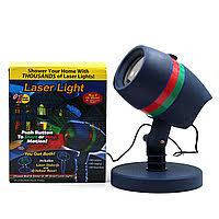 Уличный Диско LASER Star shower Laser Light + cassete 8003